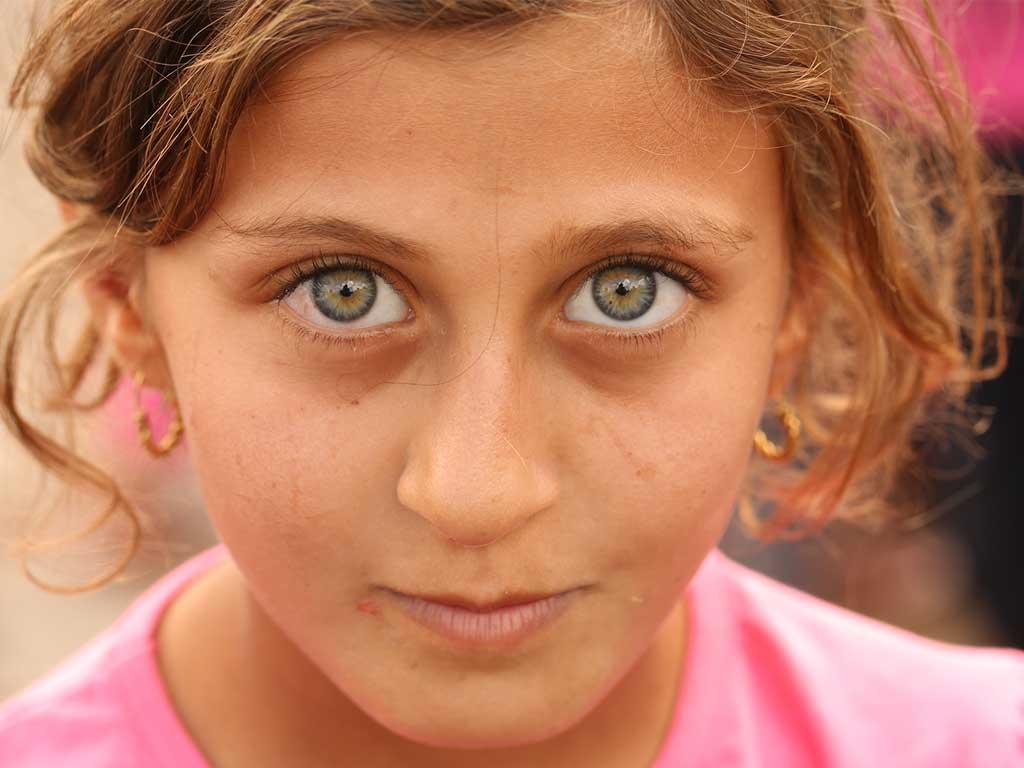 Flüchtlingslager Diyarbakir